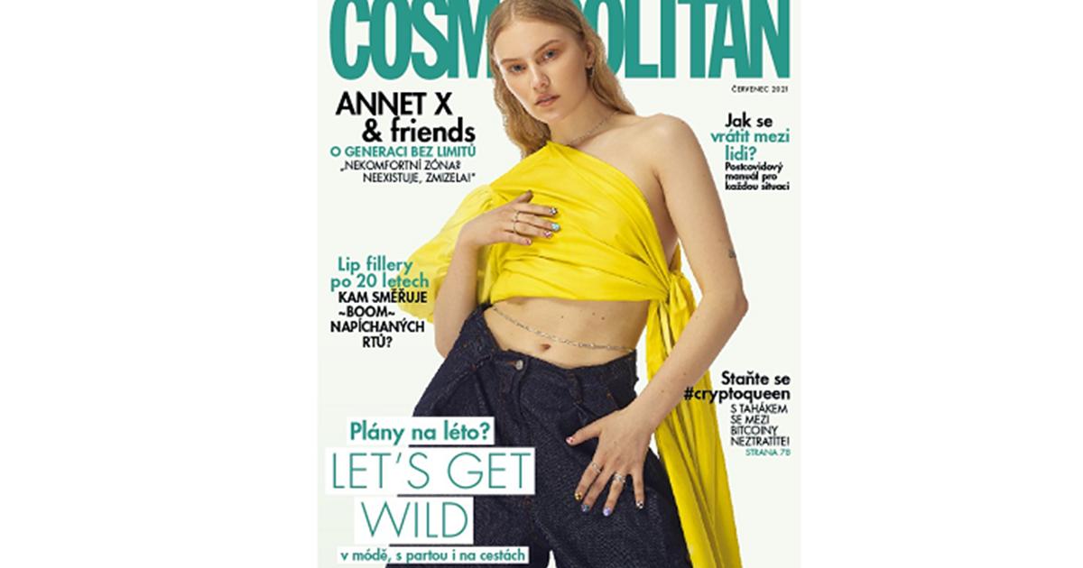 Cosmopolitan upravuje design, obměňuje redakci