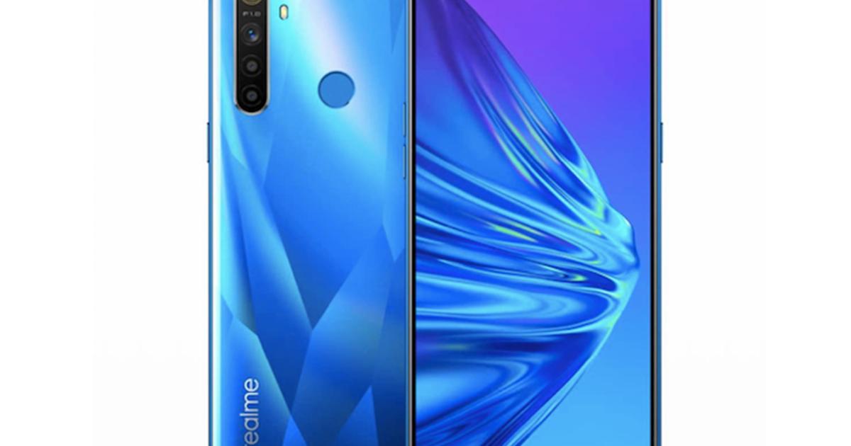 Čínská značka smartphonů Realme vstupuje do ČR