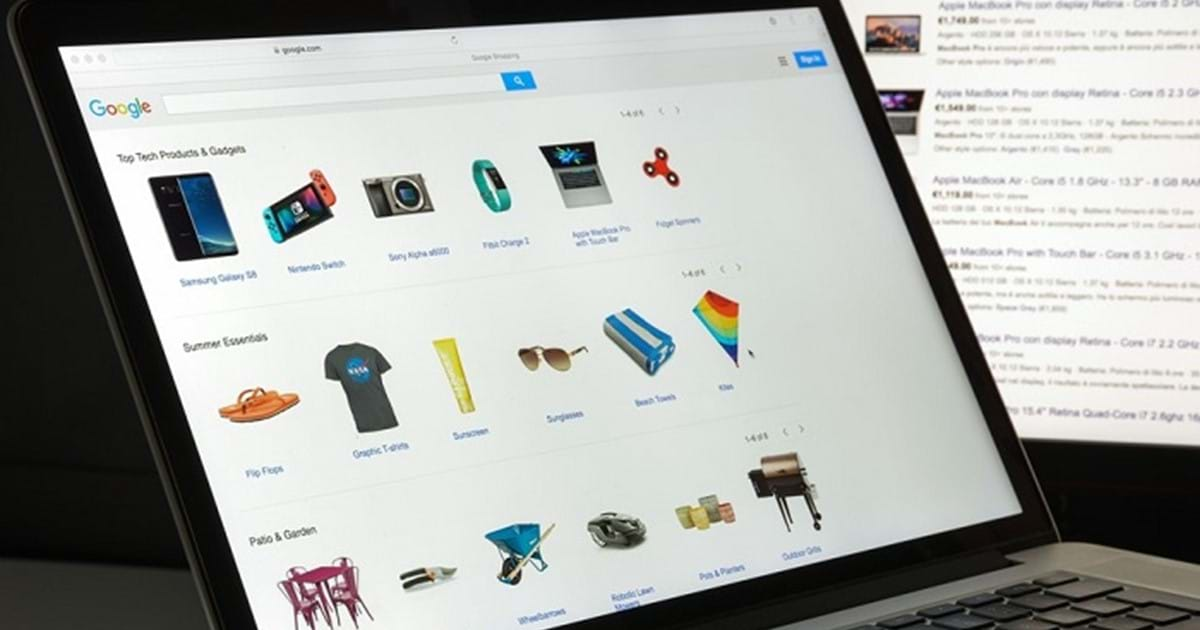 Čeští prodejci mohou inzerovat v Nákupy Google bezplatně
