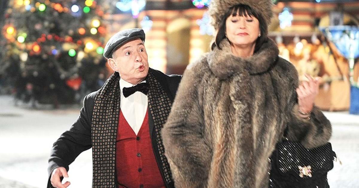 Páteční večer pro Vánoční Kameňák a Všechnopárty