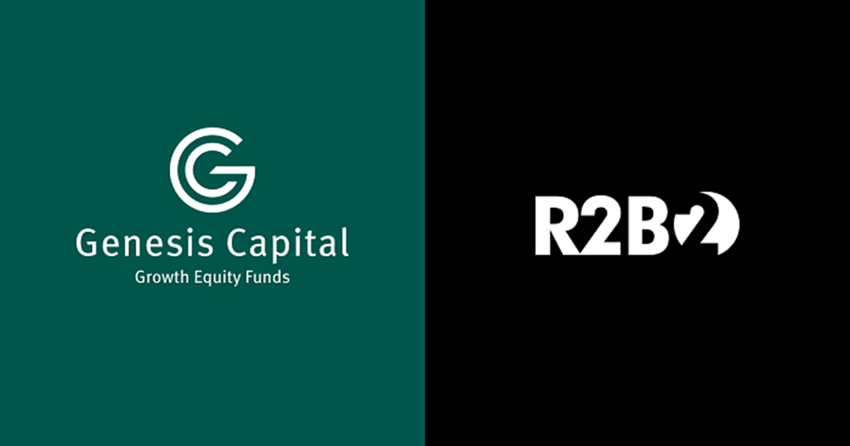 Fond Genesis Growth získal většinový podíl v R2B2