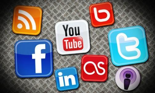 socialni media