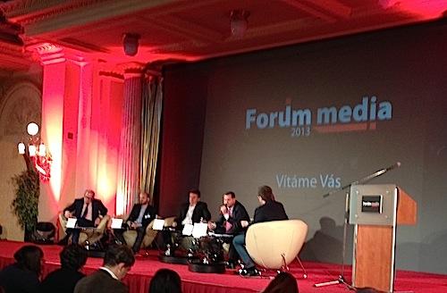 Z konference Forum Media 2015