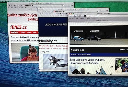 Zpravodajske weby