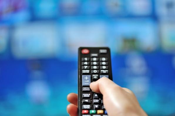TV divak