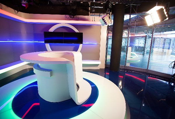 Studio O2 Sport.