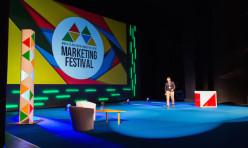 Na konferenci Marketing Festival, foto: Marketing Festival.