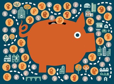 crowdfunidng-piggie-bank