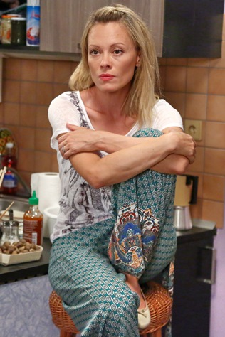 Linda Rybová v seriálu Ohnivý kuře, foto: TV Prima