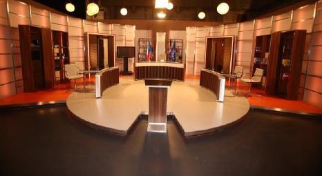 Studio pořadu Nejvyšší soud, foto: TV Barrandov