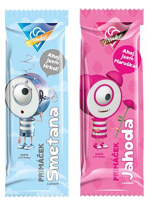 Zmrzlina Pinko - Primáček