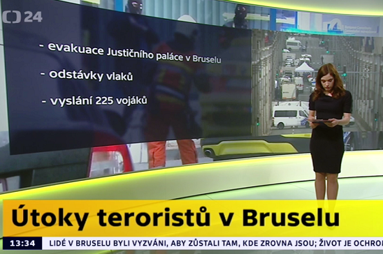 TV vysilani_Brusel