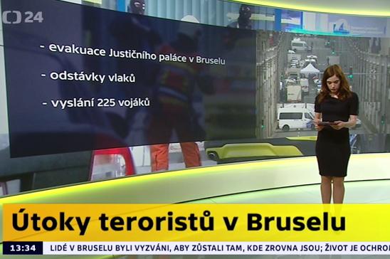 TV vysilani_Brusel