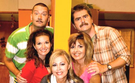 Ze seriálu Sousedé, foto: TV Markíza
