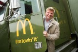 Generální ředitel McDonald's ČR Tomasz Ropacz.