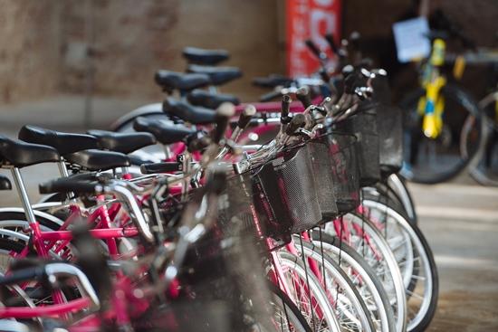 Rekola, český bikesharing s růžovými koly
