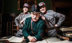 Děj nového seriálu zavede diváky do roku 1919, kdy dva mladí četníci po ukončení školy přijíždějí na své první působiště.