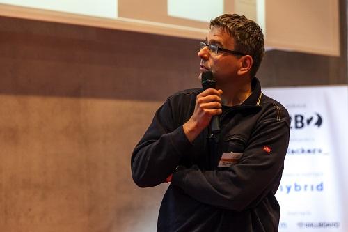 Petr Horák, foto: R2B2