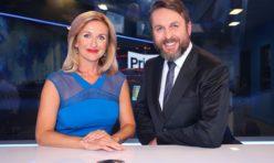 Terezie Kašparovská a Tomáš Hauptvogel, foto: FTV Prima
