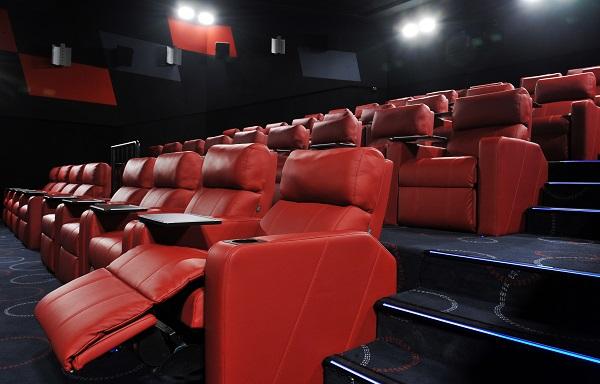 VIP sál v rámci megaplexu na Chodově, foto: Cinema City